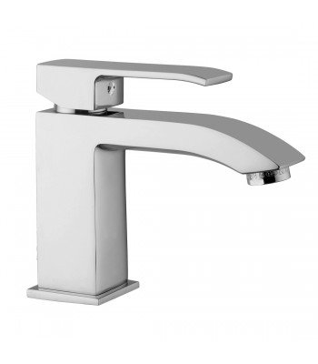 LEVEL Miscelatore lavabo cromo