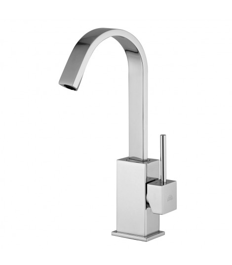 LEVEL Miscelatore lavabo ad arco Paffoni