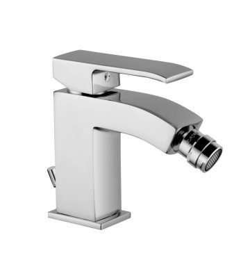 LEVEL Miscelatore bidet Paffoni